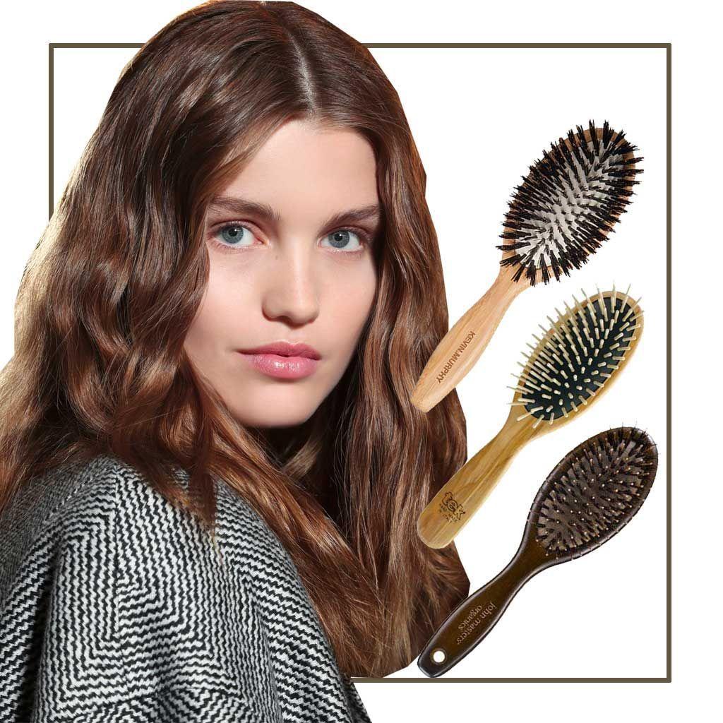 brosse cheveux notre s lection de brosses cheveux pour un coiffage r ussi elle. Black Bedroom Furniture Sets. Home Design Ideas