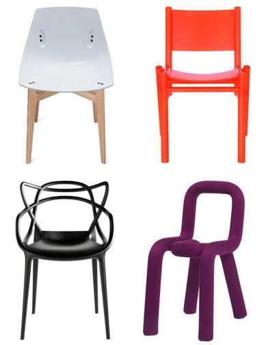 30 chaises de cr ateur elle d coration. Black Bedroom Furniture Sets. Home Design Ideas
