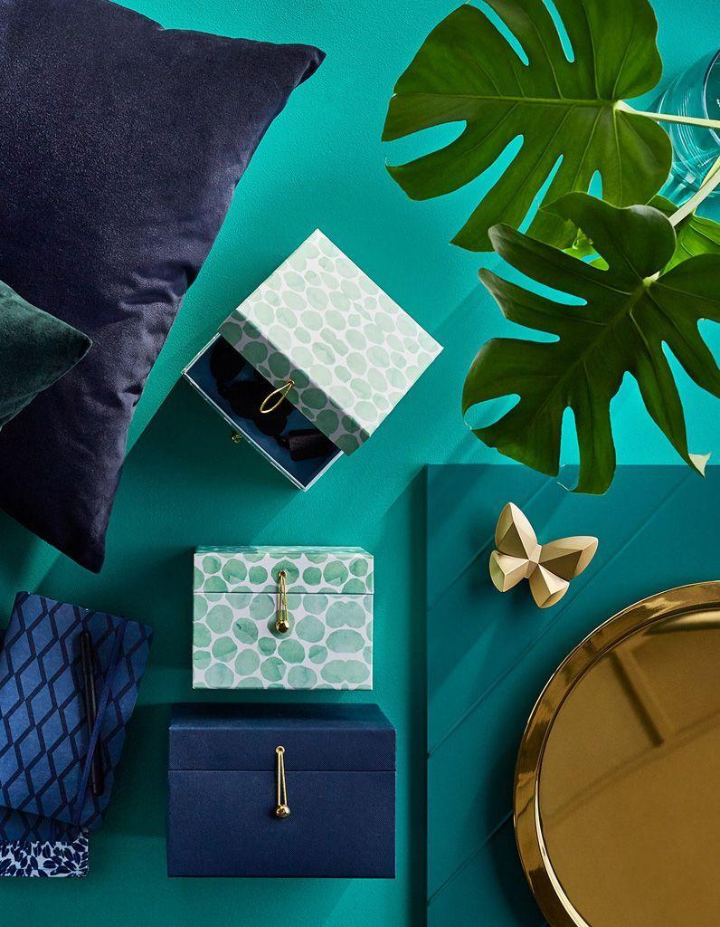 40 objets d co pour le bureau elle d coration. Black Bedroom Furniture Sets. Home Design Ideas