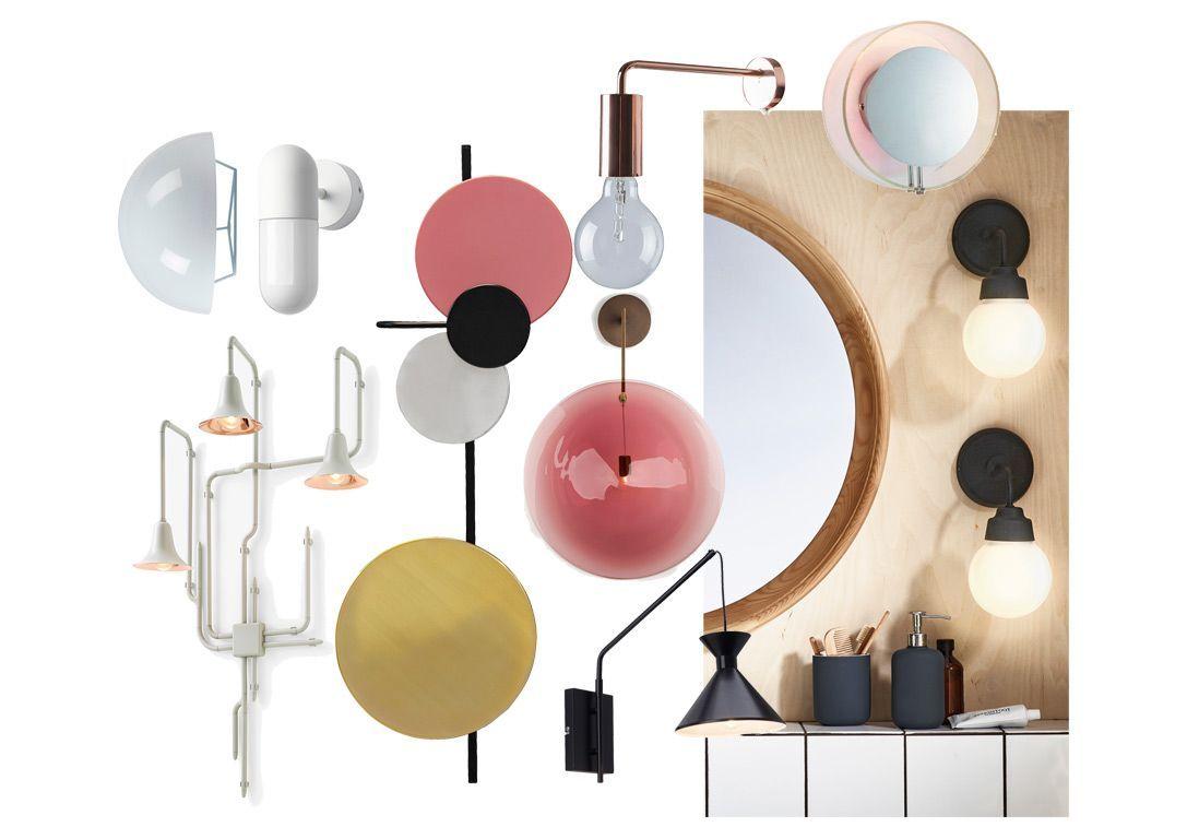Applique murale design le retour de l 39 applique elle for Salon meubles et objets