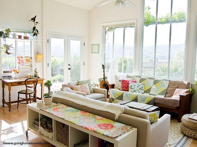 quand une grange devient une belle maison contemporaine elle d coration. Black Bedroom Furniture Sets. Home Design Ideas