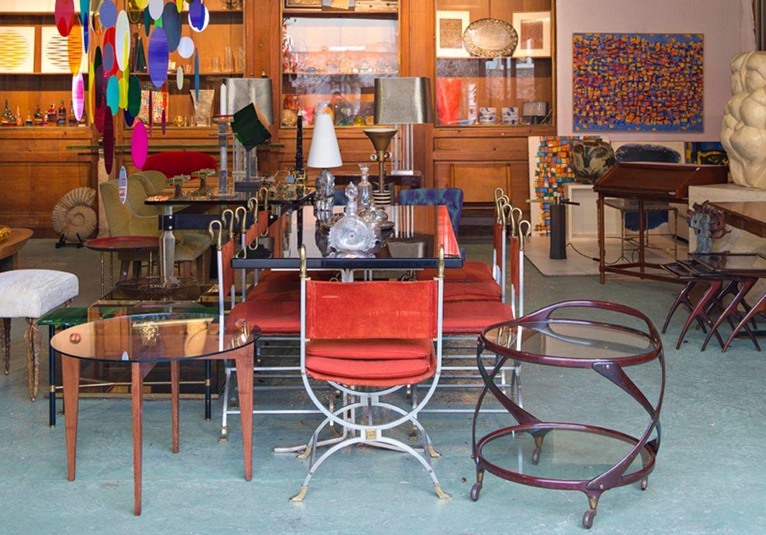 tous aux puces de saint ouen elle d coration. Black Bedroom Furniture Sets. Home Design Ideas