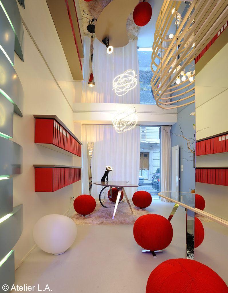 petite surface visite d un pocket loft elle d coration. Black Bedroom Furniture Sets. Home Design Ideas