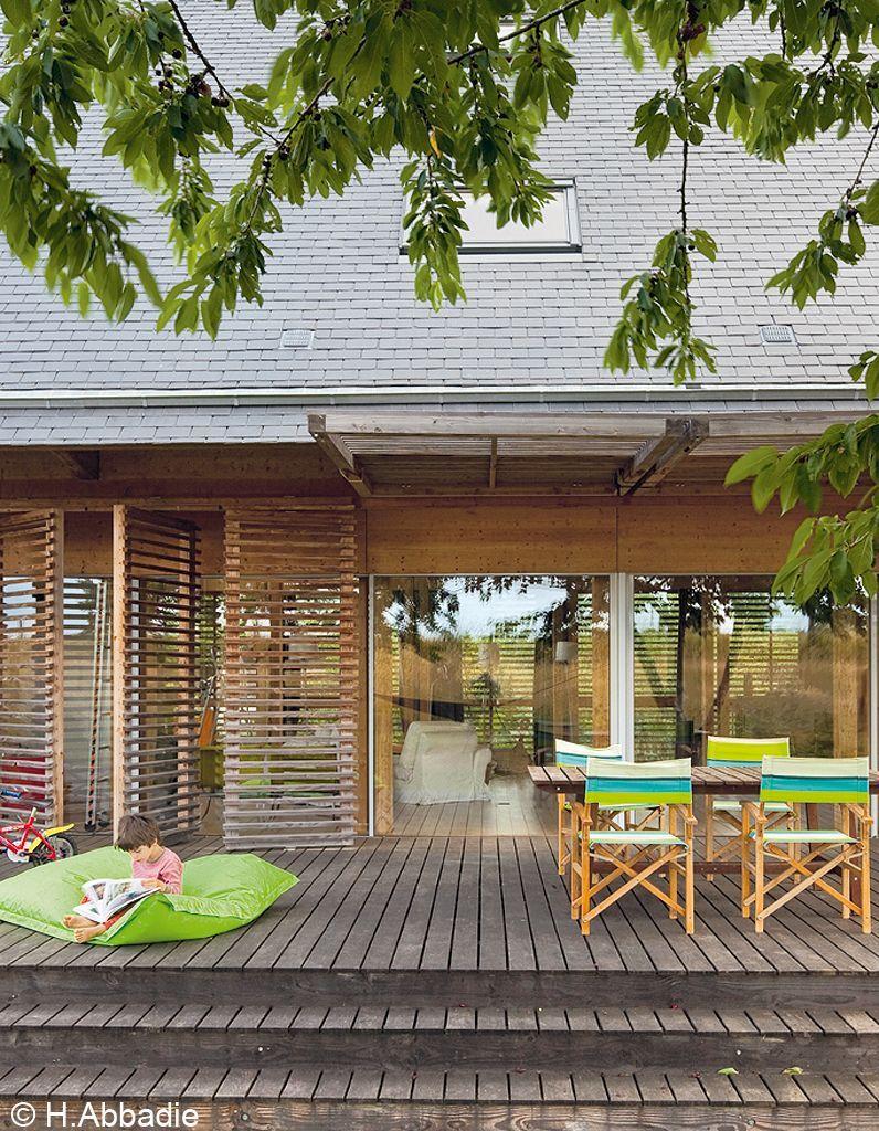 visites maisons d architectes vivre elle d coration. Black Bedroom Furniture Sets. Home Design Ideas