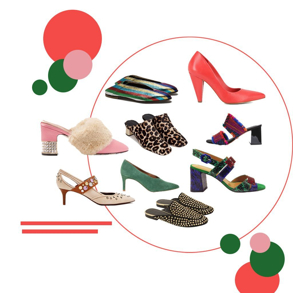 chaussures printemps t 2018 d couvrez les plus belles. Black Bedroom Furniture Sets. Home Design Ideas