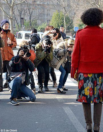 Fashion week Paris : les images d'une folle semaine