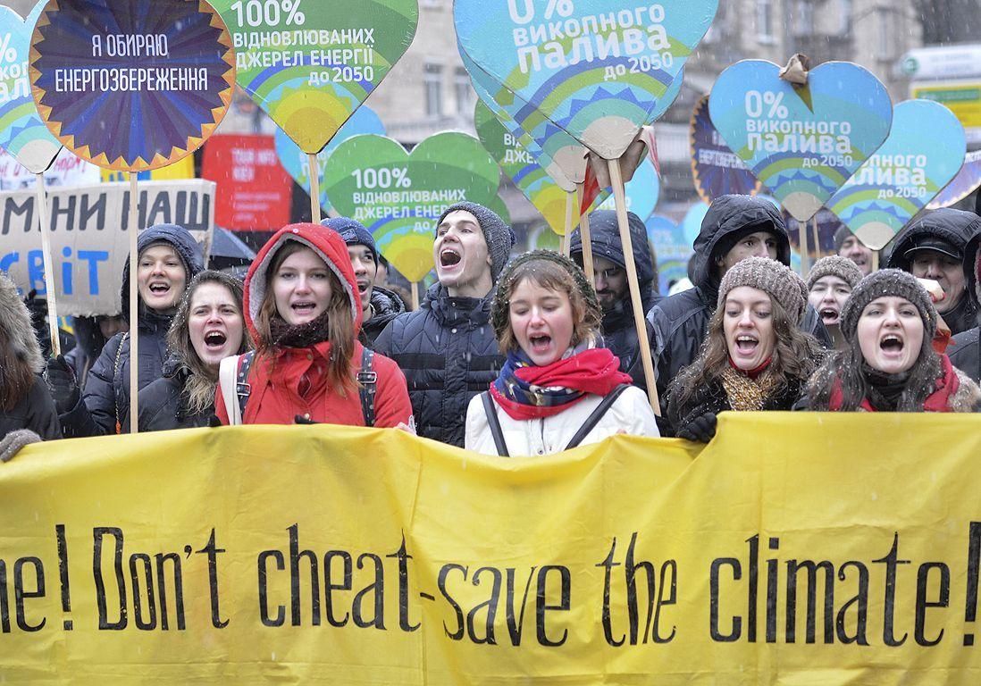 COP21 : des marches pour le climat partout dans le monde
