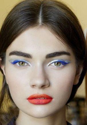Maquillage bleu blanc rouge : quel make-up pour supporter l'équipe de France ?