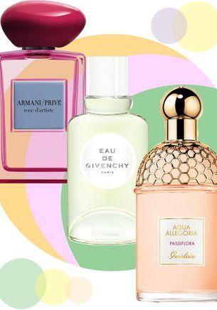 14 parfums d'été qui nous font craquer