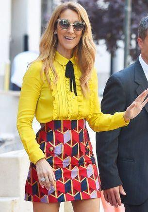 Céline Dion: relooking réussi!