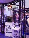 #ELLEBeautySpot : l'espace « Fais-le comme Grizi » by Gillette au BHV MARAIS L'HOMME à Paris