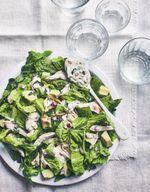 Salade club au poulet