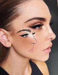 #Prêtàliker : entre dessin et maquillage, cet artiste nous bluffe avec ses créations incroyables