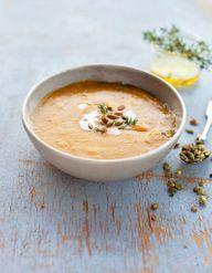 30 soupes gourmandes pour l'hiver