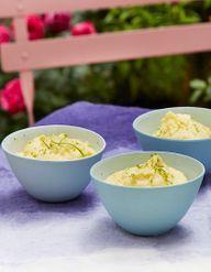 cheesecake limoncello de christophe michalak pour 6 personnes recettes elle table. Black Bedroom Furniture Sets. Home Design Ideas