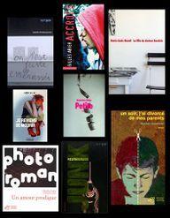 Livres : l'adolescence en romans