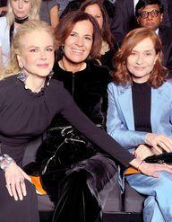 Nicole Kidman, Isabelle Huppert et Inès de la Fressange… Toutes aux premiers rangs des défilés parisiens !