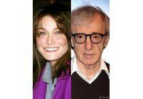 Woody Allen fantasme sur Carla Bruni