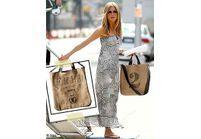Jennifer Aniston : son it-bag fashion et solidaire !