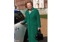 Le sac de Margaret Thatcher adjugé à 28 000 euros