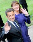 Buzz : le couple Sarkozy dans l'intimité