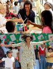 Michelle Obama : une first lady qui a gardé son âme d'enfant ?