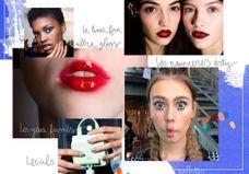 Les 12 tendances make-up à adopter à la rentrée
