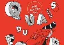 Venez à la rencontre de Michel Bussi au festival Quais du Polar 2017