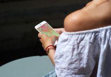Téléchargez un joli fond d'écran avec des palmiers pour vous évader !