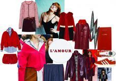 Moodboard #4 : Rouge baiser