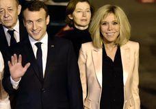 Comme Brigitte Macron, on adopte le blazer beige