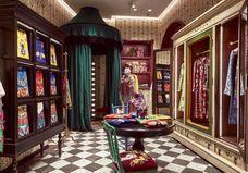 #ELLEfashionspot : Gucci Garden, entre passé et présent