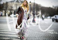 Look d'hiver : 30 inspirations repérées dans la rue