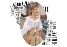 6 raisons d'aimer à nouveau la blouse blanche