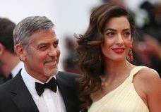 Amal Clooney enceinte de jumeaux : la rumeur se confirme