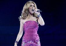Céline Dion remonte sur scène pour la première fois depuis sa terrible opération