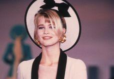 Claudia Schiffer: retour sur les premières années d'un mannequin au top