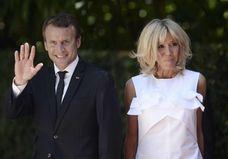 Comment Emmanuel Macron a conquis le coeur de Brigitte Macron