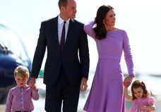 L'album photo de Willl, Kate, George, Charlotte et le royal baby