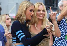 Les confessions coquines de Cara Delevingne et de Margot Robbie