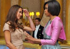 Royal baby : Michelle Obama félicite Will et Kate et leur fait une proposition surprenante