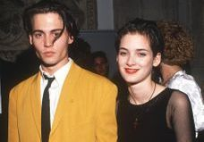 Winona Ryder au secours de son ex, Johnny Depp