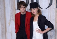 """Les acteurs de """"Stranger Things"""" amoureux, Paris Jackson, Isabelle Adjani...Ils étaient tous au défilé Dior !"""