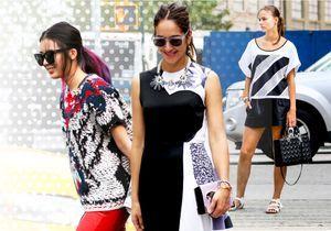 Messy ponytail : les jolies filles adoptent LA queue-de-cheval tendance