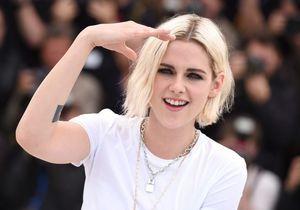blond platine prte sauter le pas comme kristen stewart cannes - Coloration Blonde Maison