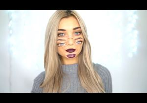 Les 15 meilleurs tutos de maquillage pour Halloween