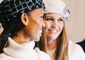 Chanel confirme la grosse tendance beauté du moment à son défilé croisière