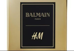 Balmain pour H&M : la collection comportera également un parfum