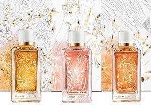 Les Eaux Grands crus ou l'art de la parfumerie d'exception par Lancôme