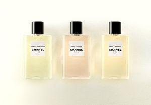 On part en voyage avec les dernières Eaux de Chanel